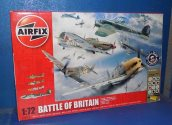 Airfix 1/72 50022 Battle of Britain (4 Kits) Date: 00's