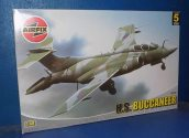Airfix 1/48 09180 HS Buccaneer (One Sealed Kit + Spare) Date: 00's
