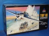 Accurate Miniatures 1/48 3403 TBF-1C Avenger Date: 00's