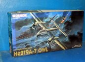 Dragon 1/72 5006 He219A-7 Owl Date: 00's