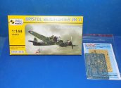 Mark 1 1/144 14436 Bristol Beaufighter Mk.VI w/ Marabu Etch Date: 00's