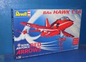 Revell 1/32 04284 Bae Hawk T.1A Red Arrows Date: 00's