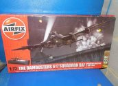 Airfix 1/72 50061 Dambusters 617 Sqn - Lancaster and Dam Date: 00's