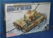 Dragon 1/35 6254 King Tiger Battle of the Bulge Date: 00's