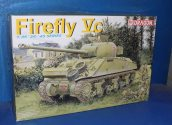 Dragon 1/35 6182 Firefly Vc - No Figure Sprue and decals part used. Date: 00's