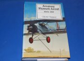 Putnam - - Armstrong Whitworth Aircraft since 1913 Date: 90's