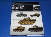 Books - - Vehicle Identifiaction Guide - Waffen SS Divisions 1939-1945 Date: 90's