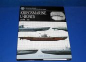 Books - - Vehicle Identifiaction Guide - Kriegsmarine U-Boats 1939-1945 Date: 90's