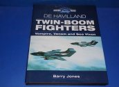 Crowood - - De Havilland Twin Boom Fighters Date: 90's