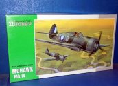 Special Hobby 1/32 32016 Mohawk Mk.IV Date: 00's