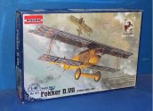 Roden 1/48 417 Fokker D.VII Late Date: 00's