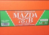 Model Factory Hiro 1/12 K628 Mazda 787B 1991 Le Mans Winner Date: 00's