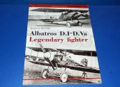 Kagero - - Legends of Aviation - Albatros D.1-D.va Date: 00's