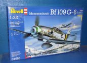 Revell 1/32 04665 Bf109 G-6 Early / Late Date: 00's