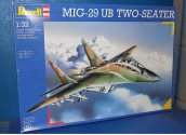 Revell 1/32 4751 Mig-29 UB Twin Seater Date: 00's