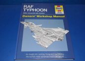 Haynes - - Workshop Manual - RAF Typhoon 1991 Onwards Date: 00's