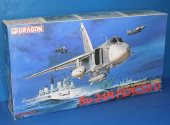Dragon 1/72 2502 Su-24M Fencer D Date: 00's