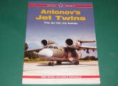 Midland - - Red Star Vol 21 - Antonov's Jet Twins Date: 00's