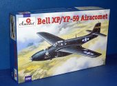Amodel 1/72 72152 XP/XP-59 Airacomet Date: 00's