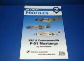 Books - - On Target Profile 2 - RAF and Commonwealth P-51 Mustangs Date: 00's