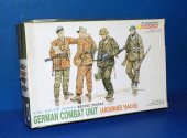 Dragon 1/35 6002 German Combat Unit Ardennes 1944-45 Date: 00's