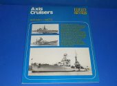Books - - WW2 Fact Files - Axis Cruisers Date: 1970's