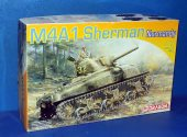 Dragon 1/72 7273 M4A1 Sherman Normandy Date: 00's