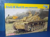 Dragon 1/35 6320 Stug III Ausf.G Early Date: 00's