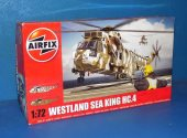 Airfix 1/72 04056 Sea King HC4 Date: 00's