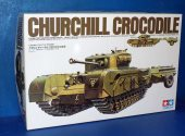 Tamiya 1/35 35100 Churchill Crocodile Date: 00's