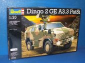 Revell 1/35 03242 Dingo 2 GE A3.3 Patsi Date: 00's