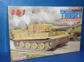 Dragon 1/35 6253 Tiger I Late Production Date: 00's