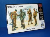 Master Box 1/35 3512 British Troops Caen 1944 Date: 00's