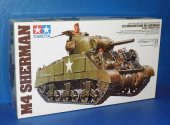 Tamiya 1/35 35190 M4 Sherman Early Date: 00's