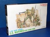 Dragon 1/35 3307 US Marines (Khe Sanh 1968) Date: 00's