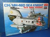 Academy 1/48 12207 CH/HH-46D Sea Knight US Navy Date: 00's