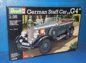 Revell 1/35 03235 German Staff Car G4 Date: 00's