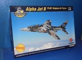 Wingman 1/48 48016 Alpha Jet B Belgian Air Force Date: 00's