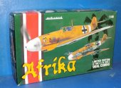Eduard 1/48 11116 Afrika Dual Combo - Bf109F-4 and BF109G-2 Date: 00's
