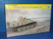 Dragon 1/35 6799 Panther Ausf.F w/7.5cm KwK42 Date: 00's