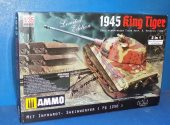 Mig Ammo 1/35 8500 1945 King Tiger Date: 00's