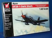 Czech Model 1/48 4816 Ryan XF2R-1 Dark Shark Date: 00's