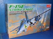 Academy 1/48 12215 F-15E Strike Eagle Operation Iraqi Freedom Date: 00's