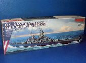 Meng Model 1/700 PS004 USS Missouri BB-63 Date: 00's