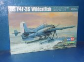 Hobbyboss 1/48 81729 F4F-3S Wildcatfish Date: 00's