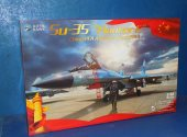 Kitty Hawk 1/48 80128 Su-35 Flanker E - Chinese PLA Air Force Date: 00's