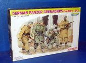 Dragon 1/35 6305 German Panzer Grenadiers Kharkov 1943 Date: 00's