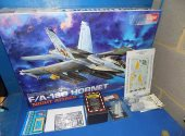 Academy 1/32 12103 F/A-18D Hornet 'Night Attack w/ Extras and Replacement Decals Date: 00's