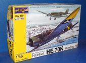Admiral 1/48 4801 Heinel He.70K Hungary Date: 00's