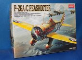 Academy 1/48 2179 P-26A/C Peashooter Date: 00's